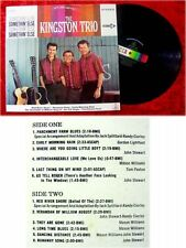 LP Kingston Trio Somethin Else
