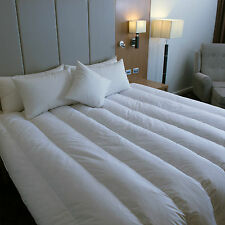 Dyne King Size 90% Goose Down Channel Quilt Doona -6 Blankets -Made in Australia