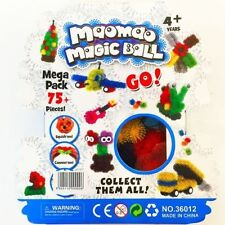 Bunchems Style On the Go Craft PACK OF - 75 PIECES Magic Ball Mega Pack