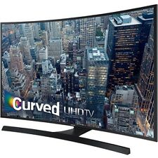Samsung 55-inch 4K Curved 2160p Smart TV with Netflix Hulu Apps WiFi UN55JU6700