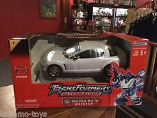 2003 Transformers Alternators Figure MIB - 1:24 MEISTER MAZDA RX-8