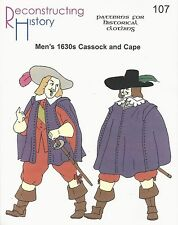 Schnittmuster RH 107 Paper Pattern Cassock or Cape
