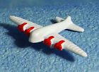 1:12th Scale Metal Aero Plane Dolls House Miniature Nursery Toy Accessory