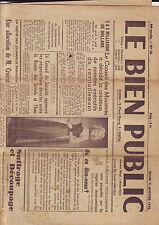 le bien public - jeudi 31 janvier 1946