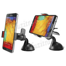 Car Windscreen Suction Stand Mount Holder For iPhone 6 6s Plus Samsung S6 Edge
