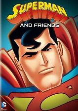 Superman and Friends (DVD, 2014)