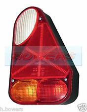 SIM 3172 REAR LEFT HAND NEARSIDE TRAILER TAIL LIGHT LAMP WITH BUILT IN REFLECTOR