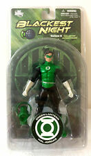 HAL JORDAN GREEN LANTERN ACTION FIGURE BLACKEST NIGHT SERIES 6 DC COMICS DIRECT