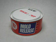 Genuine TR mold release wax*Hi-temp*Professional use only*Carnauba* 14oz