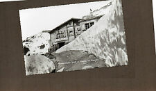 Switzerland Grotto at The Rhone Glacier Real photo unposted 1950's A123