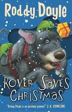 Rover Saves Christmas, Roddy Doyle, Very Good condition, Book