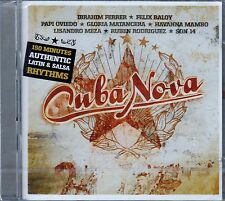 CUBA NOVA VOL. 1 - VARIOUS ARTISTS / 2 CD-SET - NEU