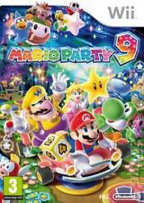 Mario PARTY 9 NINTENDO WII PAL COMPLETO