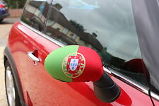 Car Wing Mirror Flag/cover/sock - Portugal / Portugese by FreshFlagz