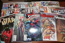 DC #1 SET SUPERMAN #1,BLUE BEETLE,FIRESTORM,LEGION OF SUPER HEROES,HAWKMAN,OMAC