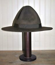 """US Army Campaign Hat 1918 Style - WWI - Size 7 3/8 - In Stock!"