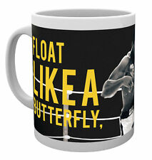 MUHAMMAD ALI  Mug - Sting like a Bee - Official Licensed ALI ceramic mug MG0144