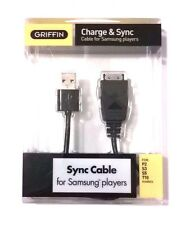 48 Griffin Charge Sync Cables for Samsung Players P2 S3 S5 T10 10023-SMSGCBL