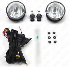 For 2008-2011 Ford Ranger XL XLT Clear Fog Light Kit Set with Switch Bulb Wiring