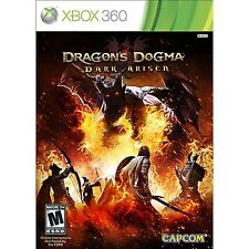 Dragon's Dogma: Dark Arisen (Xbox 360 Action Adventure RPG Monsters) Brand NEW