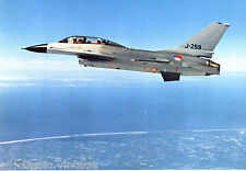 Postcard 243 - Plane/Aviation F16