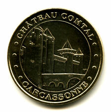 11 CARCASSONNE Château comtal, 2009E, Monnaie de Paris