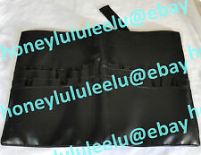 e.l.f. Studio MAKEUP ARTIST BRUSH BELT Tool Holder elf Black New Bag Authentic