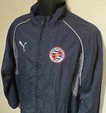 Rare Puma Reading Training Top Player Issue Jacket Track Top Royals Small S