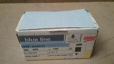 P400 SIA Blue Line SiaDrive Strips   70 x 127mm Box (100)   SiaFast Plain Sheets