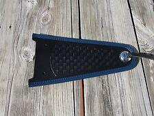 Heritage Springer Fender Cover FLSTS Blue