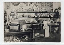 Picture postcard of W H Dawkins & Son Antiques Shop, Springfield MO USA (C23360)