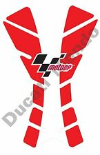 MotoGP red & white tank pad official licensed product protector guard cover gift
