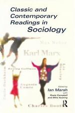Classic and Contemporary Readings in Sociology