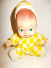 Vintage Soft toy pluche doll of the 60s made in Japan