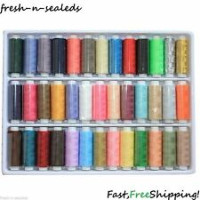 NEW Machine Embroidery Thread Polyester 39 Spools Colors Lot Each Brother