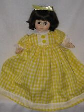 "15"" Madame Alexander Baby Doll 1977 Dressed Pretty"
