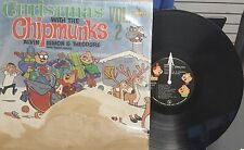 Christmas With The Chipmunks Vol. 2 LP