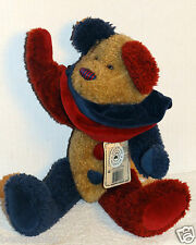 Colorful and Fun Boyds Clown Teddy Bear 15 Inches Tagged  TB7120824
