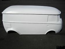 VW Bus hot rod stroller pedal car go kart fiberglass body split window