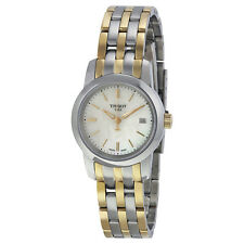 Tissot Classic Dream Mother of Pearl Dial Ladies Watch T0332102211100