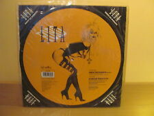 "LITA FORD SHOT OF POISON 12"" PICTURE DISC / RUNAWAYS"