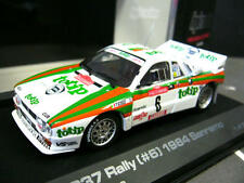 LANCIA 037 RALLY TOTIP WM San Remo Biasion Jolly Club 1984 Highend RAR HPI 1 43