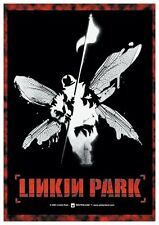 Linkin Park Fahne Flagge Hybrid Theory Posterflagge textil flag Textilposter