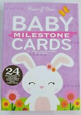 Baby Milestone Cards Set of 24 Designs New Memory Sharing for Family & Friends