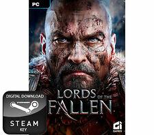 LORDS OF THE FALLEN DIGITAL DELUXE EDITION PC STEAM KEY