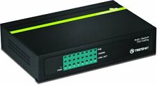 TRENDnet 8-Port Gigabit GREENnet PoE+ Switch - 8 Ports - 8 x POE+ -