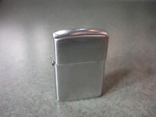 Old Vintage Antique Collectible Silver Tone Cigarette Lighter Made in Japan
