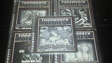 Throwback oldies set vol. 1,2,3,4,5 all double cds CHRISTMAS SPECIAL $35