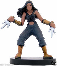D&D mini DARK MOON MONK (Female) Archfiends #30 Dungeons & Dragons Miniature