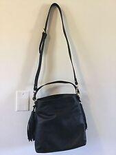 Zara Black Purse Bag Leather Arm Shoulder Straps
